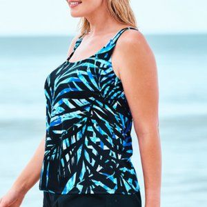 Swimsuits For All Classic Tankini Top